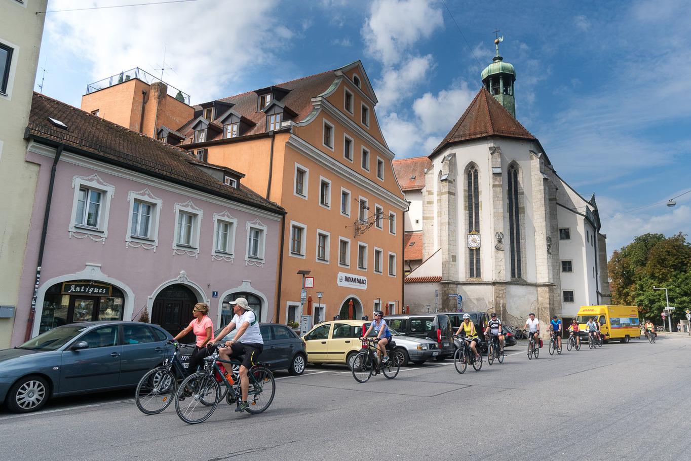 Kerékpártúra a Duna mentén I.: Donauwörth-Passau | Akciós Utazás